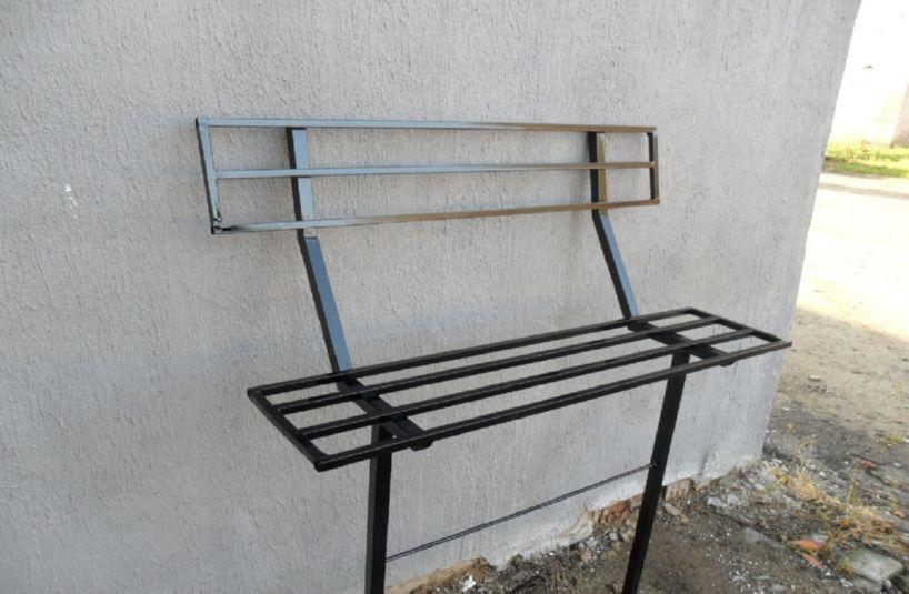 Изготовление лавки - скамейки, своми руками - 1 23 78